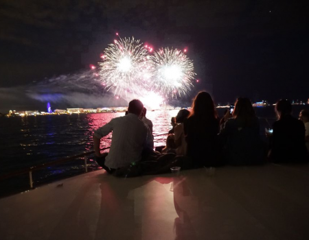 Best 4th of July boat rentals in Chicago