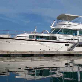 Adelines Sea Moose private yacht
