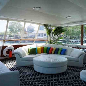 Chicago yacht for rent