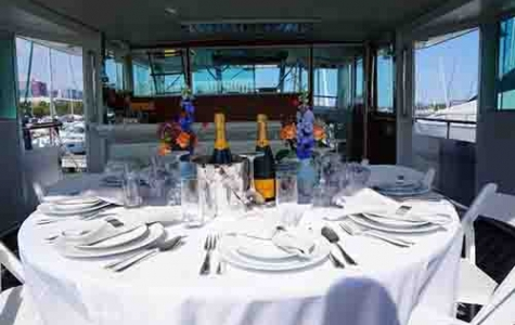 Best private lunch restaurants in Chicago for Exclusive meetings and private dinner locations in Chicago