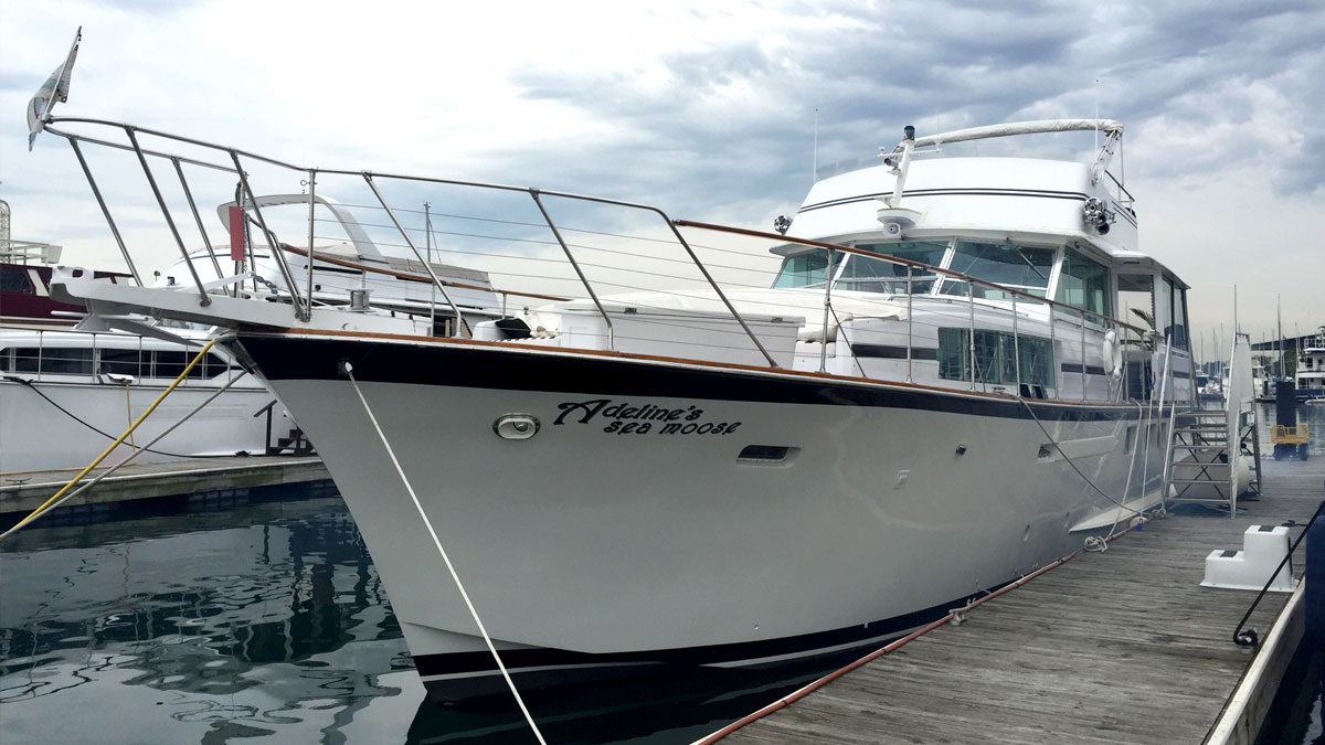 Chicago Private Yacht Rentals Dockside Business Chicago