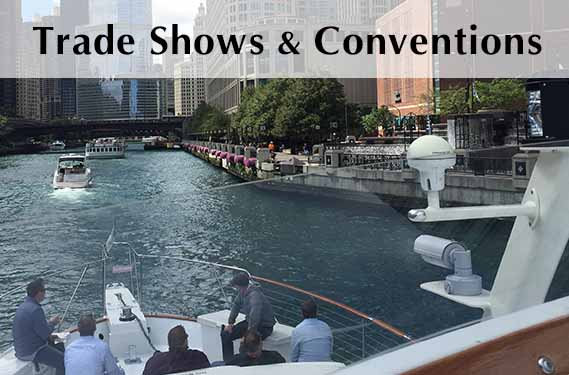 trade shows conventions