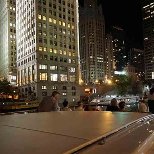 Chicago River Tours aboard Adeline's Sea Moose
