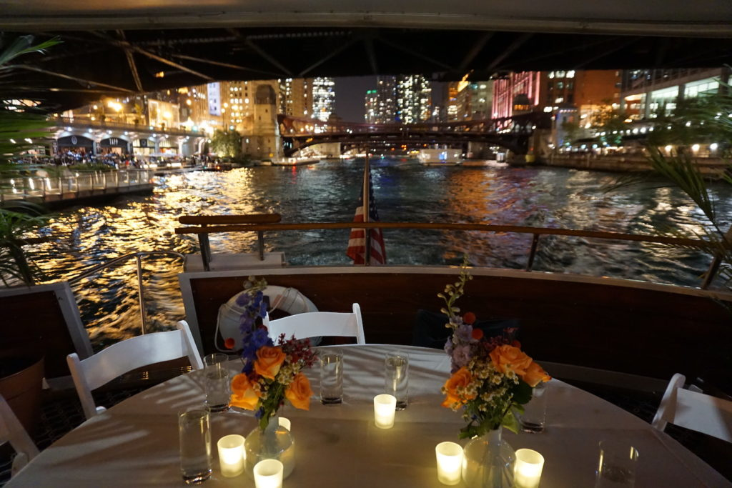Private Dining on River