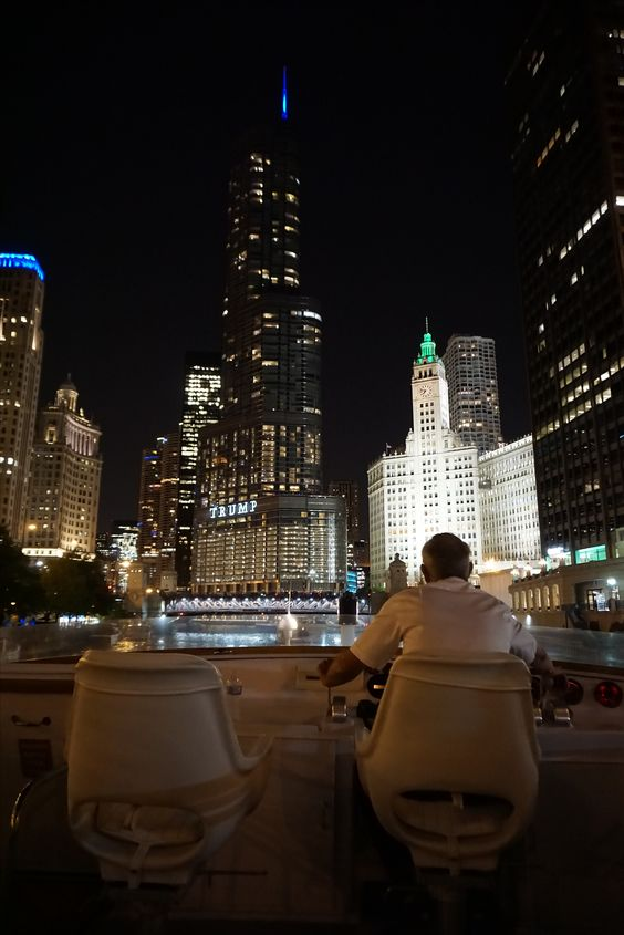 Chicago Architectural River Tours