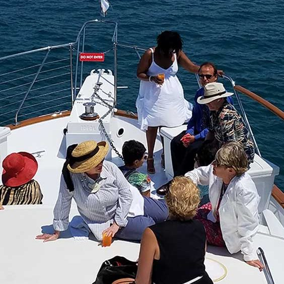Chicago Private Yacht Rentals NonProfit