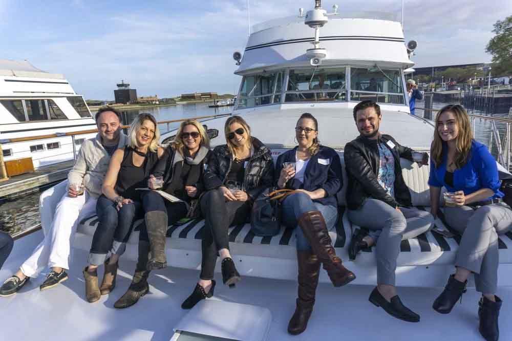 Chicago Yacht Boose Cruise