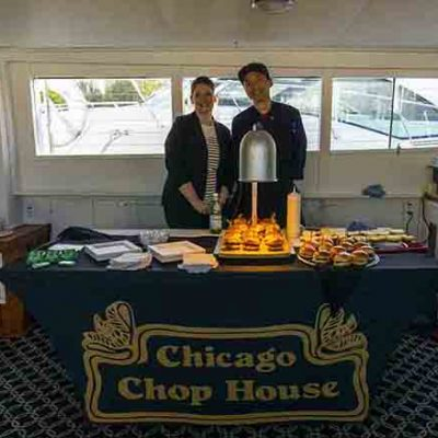 xceptional Support Vendor Chicago Chop House
