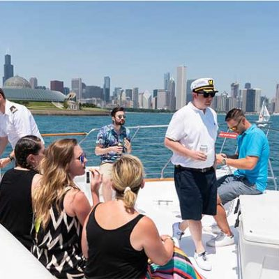 Chicago Private Yacht Rentals Making May More Memorable then Ever
