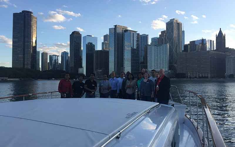 Chicago Private Yacht Rentals Trade Shows and Conventions Charter