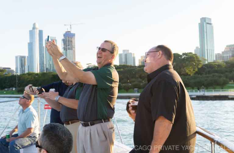 Office Parties on a Chicago Private Yacht Rental