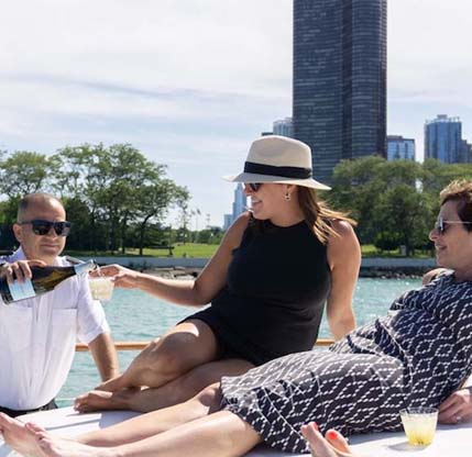 Chicago Private Yacht Rentals charter services