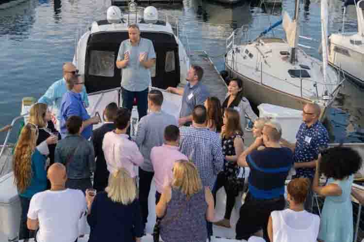 Chicago Private Yacht Rentals charity event for non profit organizations
