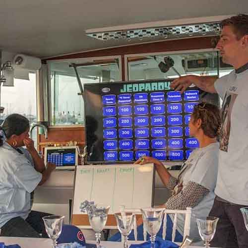 Chicago Private Yacht Rentals for event planners dinner parties