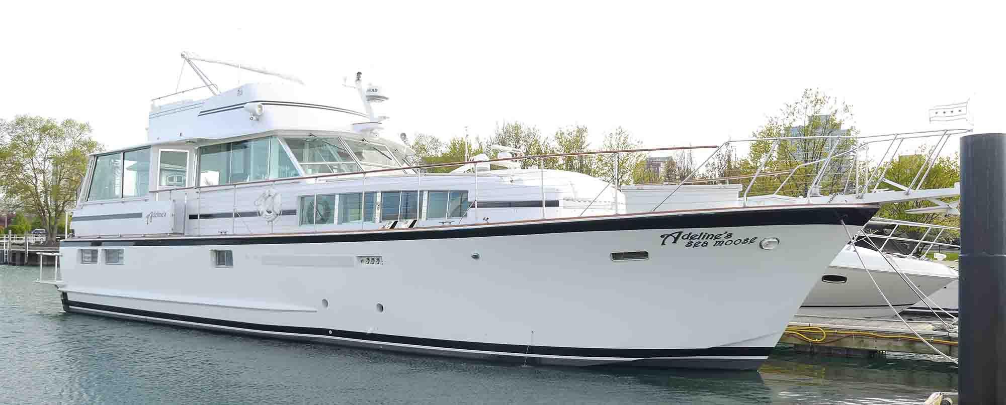 Chicago Lake Michigan Boat Rentals