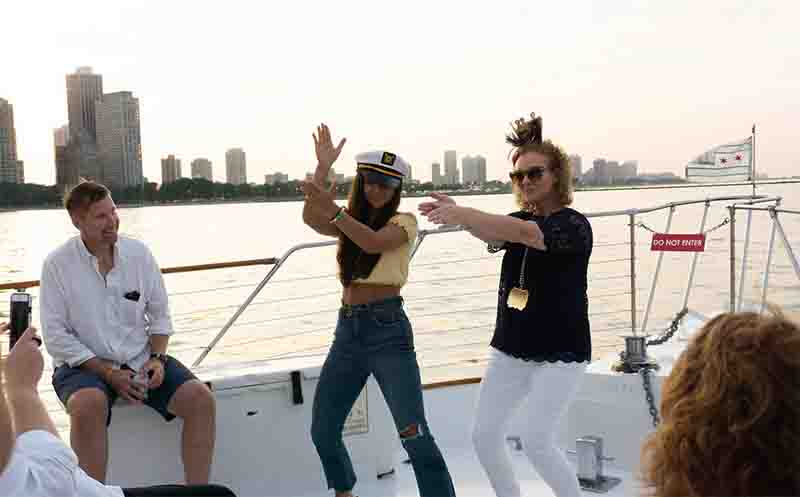 Best Chicago Party Boat Yachts For Rent