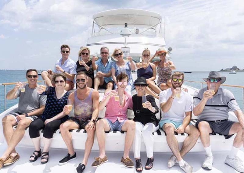 Chicago Boat Charters For Private Parties And Events