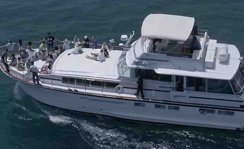 Chicago Yacht Parties and Events