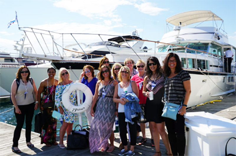 Corporate Event Boat Cruise Chicago
