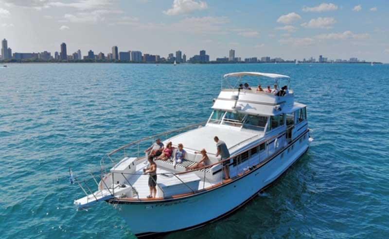 Lake Michigan Yacht Charters
