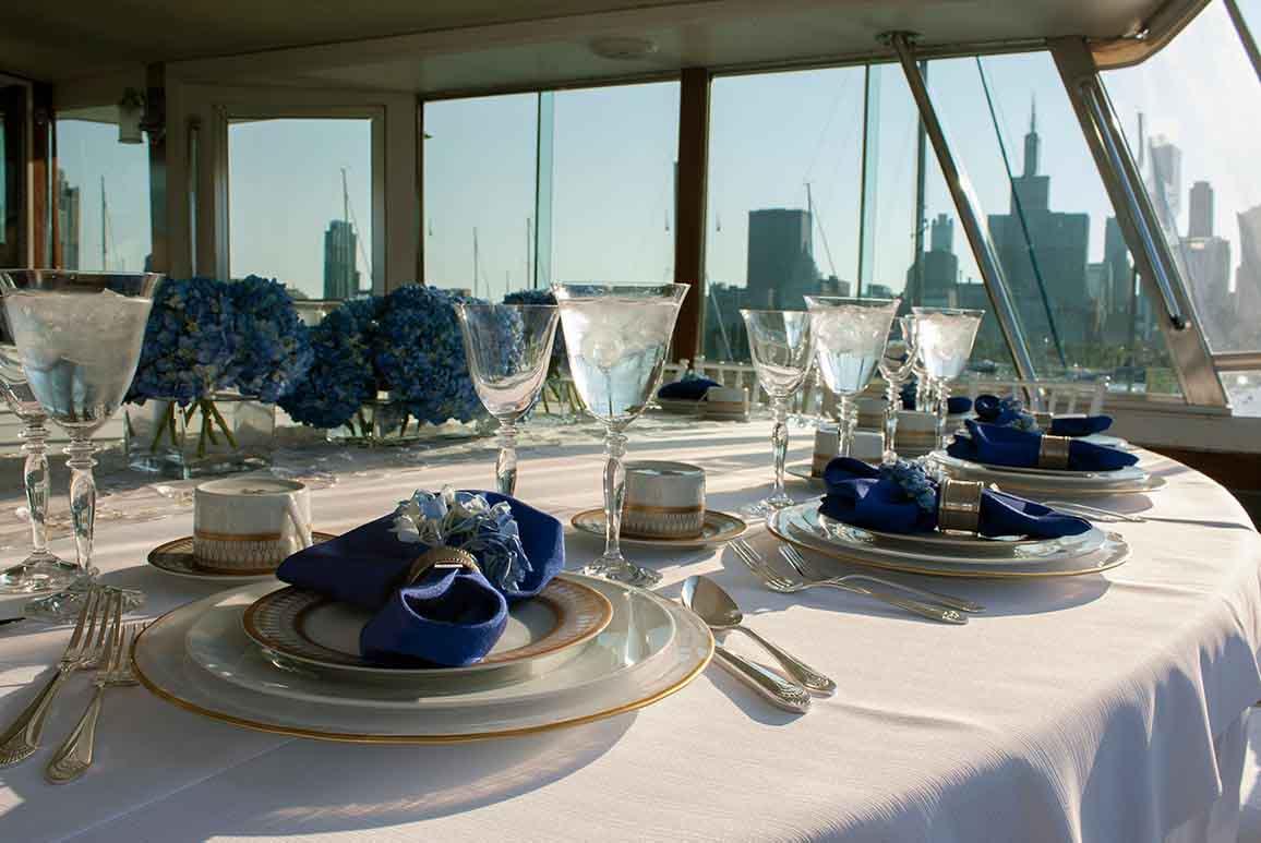 Lake Michigan dinner cruises