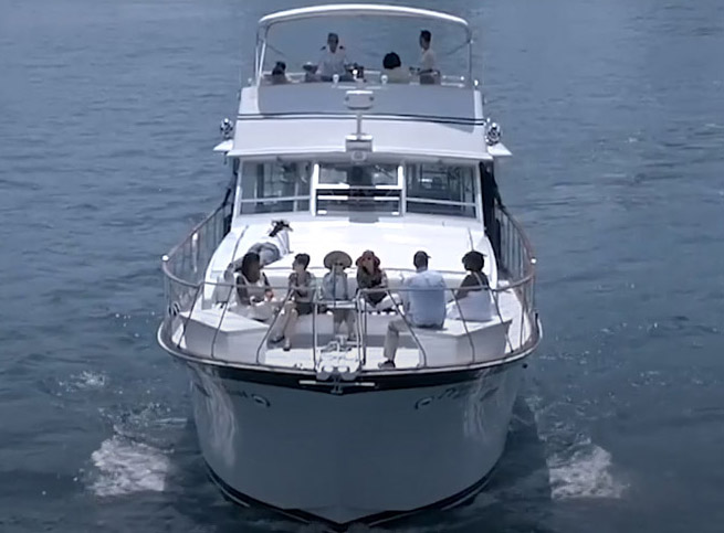 Chicago Private Yachts Adeline's Sea Moose