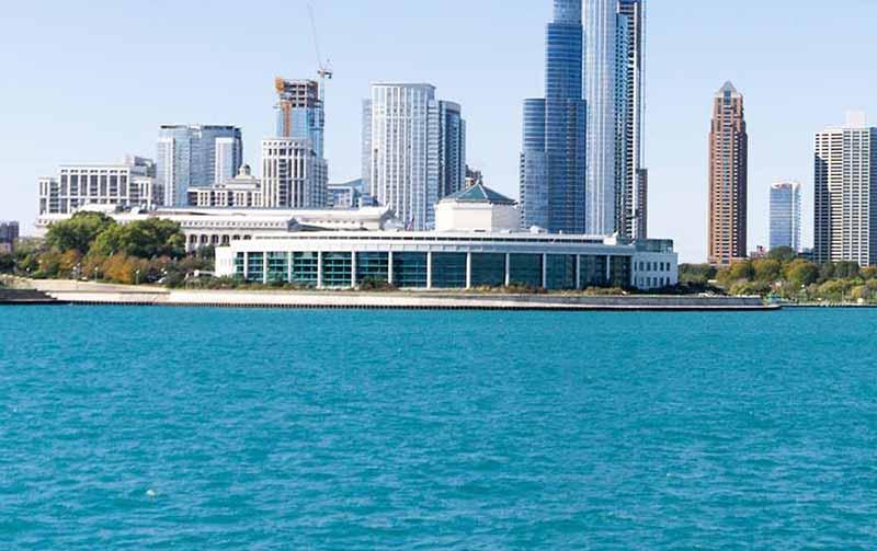 Shedd Aquarium Chicago Museum Campus